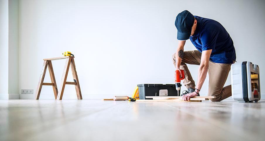 ROT när du ska renovera och bygga nytt